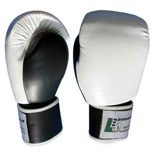 Boxhandschuhe PUNCH TOP Qualität aus Rindsleder