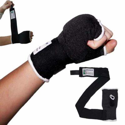 Handbandage Boxbandagen EASY WRAP mit angenähter Bandage a