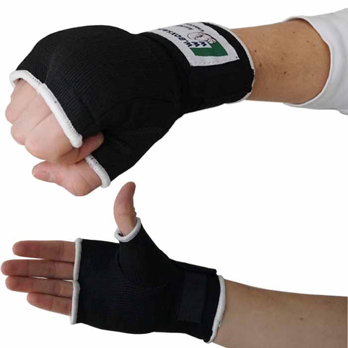 Handbandage Boxbandagen EASY WRAP mit angenähter Bandage d