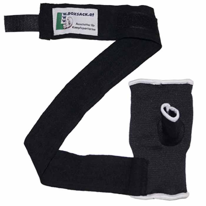 Handbandage Boxbandagen EASY WRAP mit angenähter Bandage c