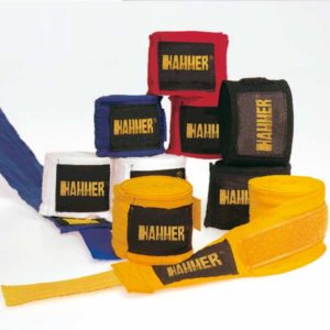 Boxbandagen Hammer Sport elastisch und unelastisch