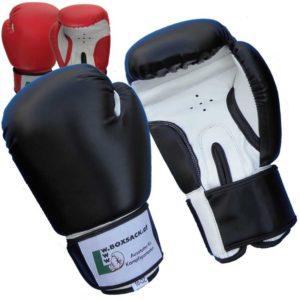 Boxhandschuhe CHAMP aus strapazierfähigem Kunstleder Bild a