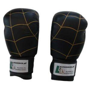 Boxhandschuhe SPIDER aus Rindsleder Bild a
