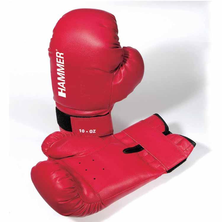 Boxhandschuhe FIT von HAMMER SPORT verschiedene Größen Typ b