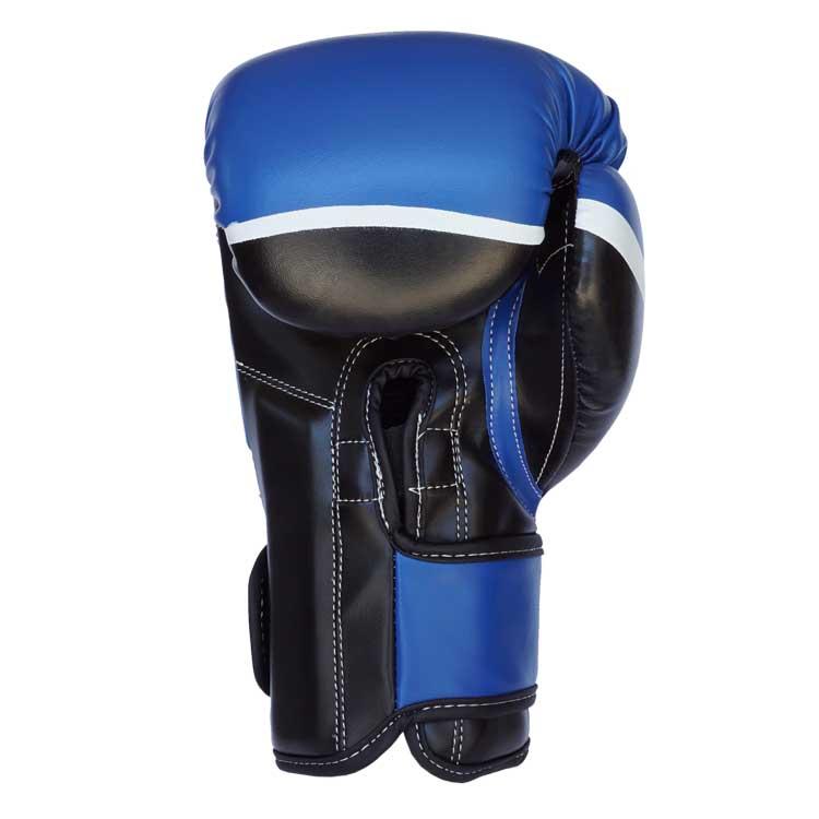 Boxhandschuhe HYBRID aus strapazierfähigem Kunstleder Bild d