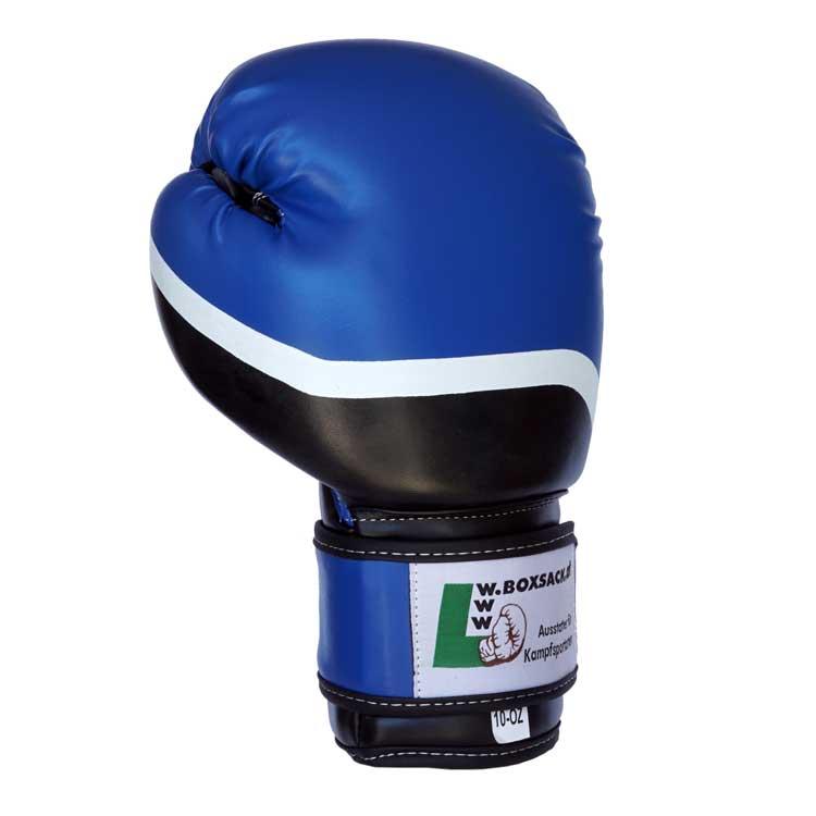 Boxhandschuhe HYBRID aus strapazierfähigem Kunstleder Bild c