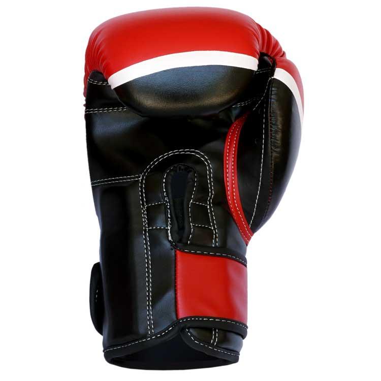Boxhandschuhe HYBRID aus strapazierfähigem Kunstleder Bild b