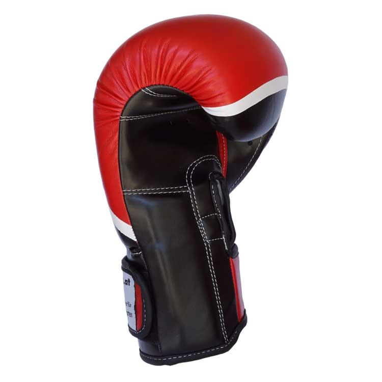 Boxhandschuhe HYBRID aus strapazierfähigem Kunstleder Bild e