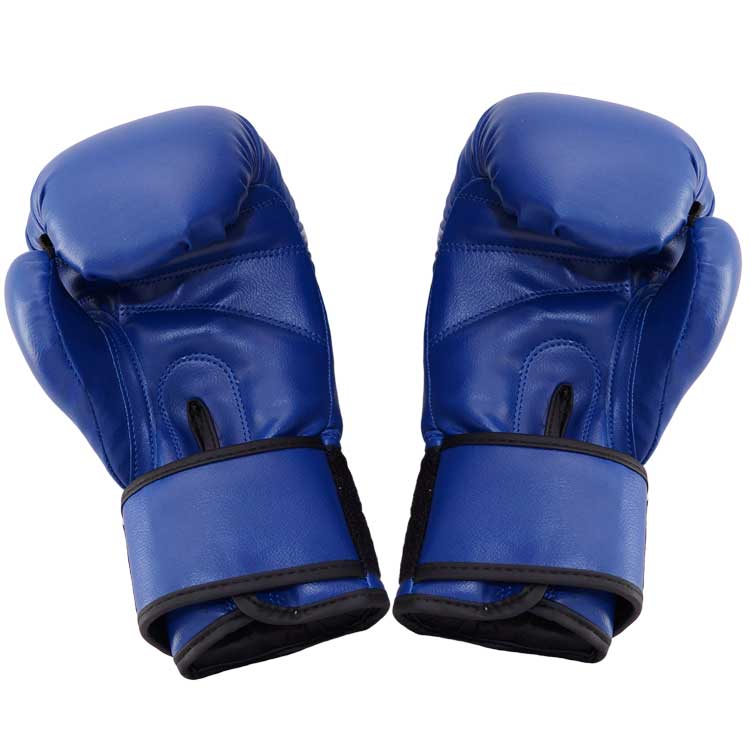 Boxhandschuh JUNIOR STAR mit Sternen Farbe Blau a
