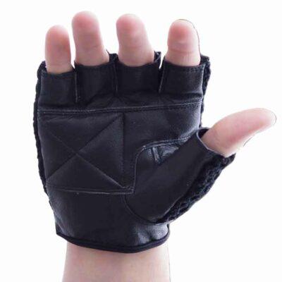 Gewichtherberhandschuhe Fitnesshandschuhe mit Mesch verschiedene Varianten Typ a