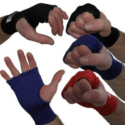Handbandagen Handgelenks Bandagen Knöchelschoner super elastisch verschiedene Farben