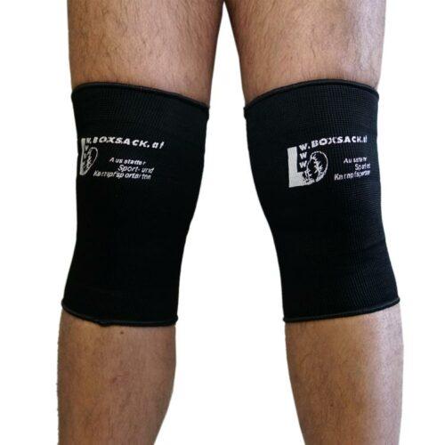Knieschoner Kniebandagen Strumpf in elastischer Ausführung a