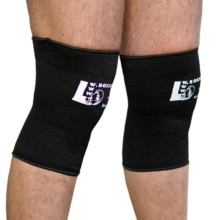 Knieschoner Kniebandagen Strumpf in elastischer Ausführung c