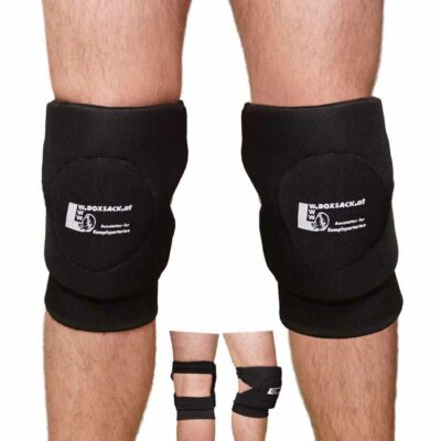 Knieschoner Kniebandagen in elastischer Ausführung a