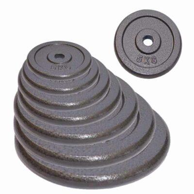 Hantelscheiben aus Stahl Hammerton Ausführung verschiedene Gewichte