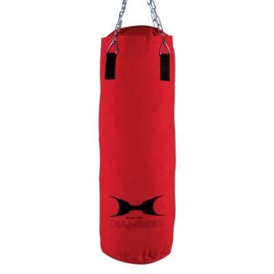 Boxsack FIT von HAMMER SPORT Farbe Rot e