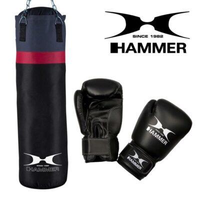 Boxsack Set COBRA von HAMMER SPORT Typ d