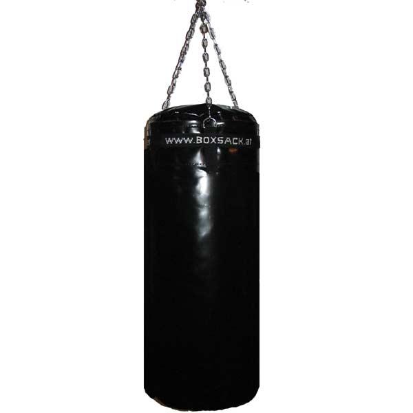 Boxsack Maxi für unsere Jugend in Schwarz
