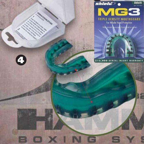Zahnschutz MG3 von Hammer Sport