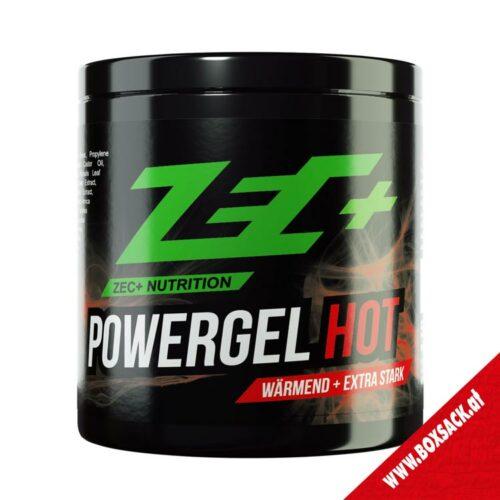 Zec Waermendes Sportgel Powergel Hot 500 ml