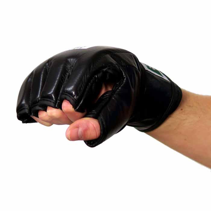 MMA Handschuhe Schwarz in verschiedenen Größen Bild d