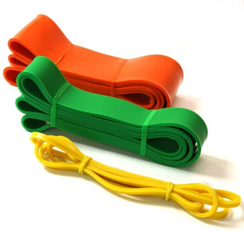 Fitnessband Elastikband Premium in verschiedenen Stärken erhältlich