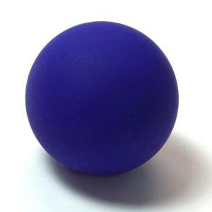 Massageball Massagekugel für Entspannung und Massage einfach in Blau