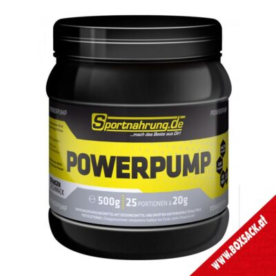 Sportnahrung-Powerpump-500g